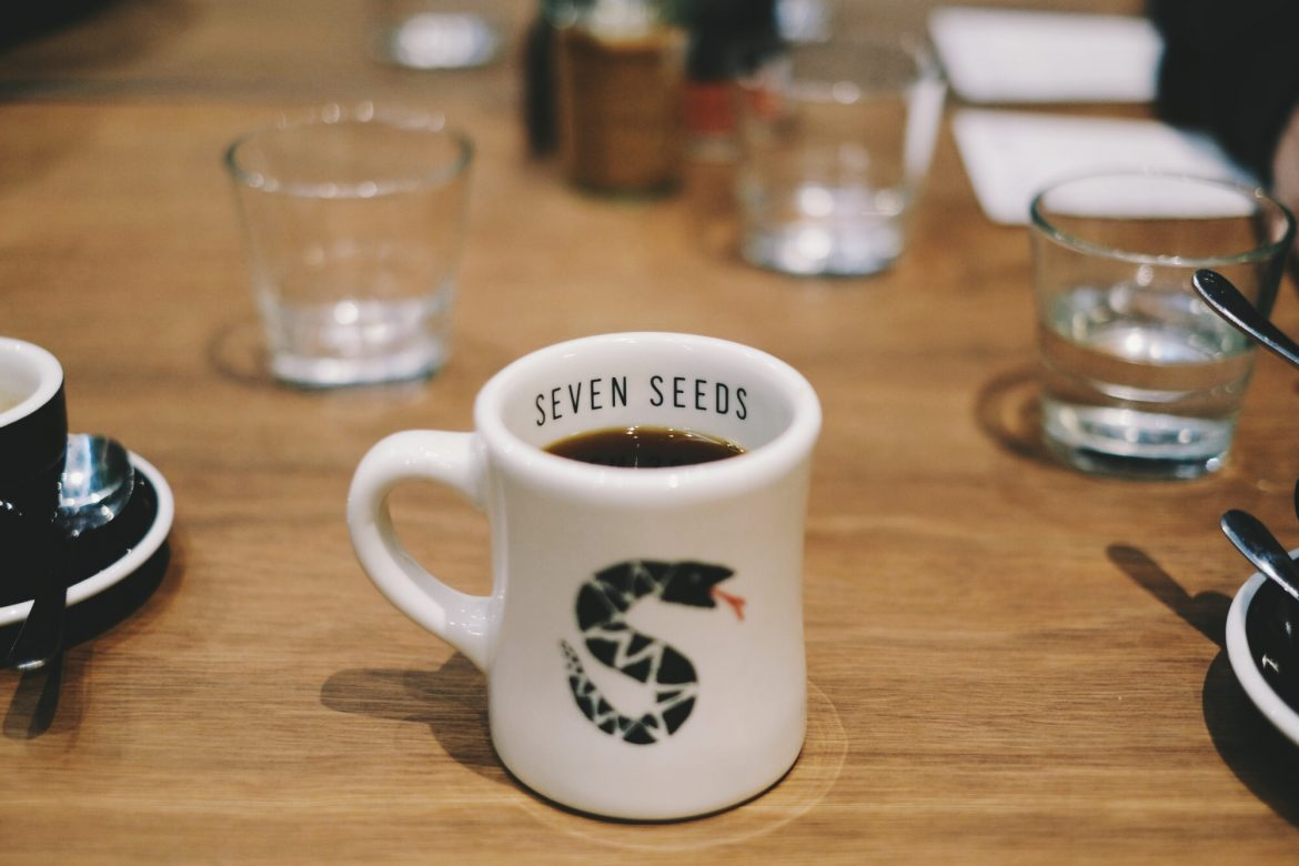 When in Melbourne you must visit Seven Seeds
